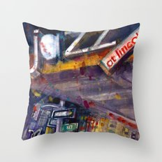 Jazz at Lincoln Center - NYC Throw Pillow
