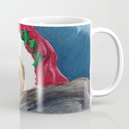 Santa's Got a Brand New Bag Coffee Mug