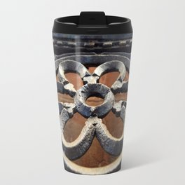 Iron Flower Travel Mug
