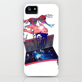 Catarsis iPhone Case