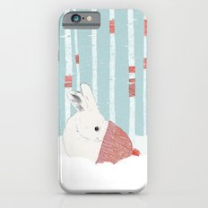 A cold winter for bunnies Slim Case iPhone 6s