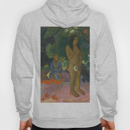 Paul Gauguin Parau na te Varua ino (Words of the Devil) 1892 Painting Hoody