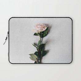 Minimalist Rose Laptop Sleeve
