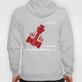 Team Hammerfall - Rika's Marauders - BWA Hoody