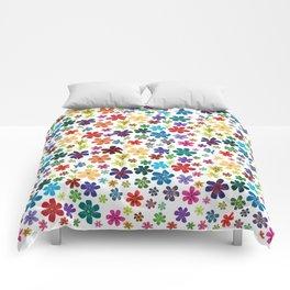 Flowers - Flowers Comforters