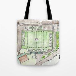 Trinity High School Football Field, Louisville, KY #gift Tote Bag