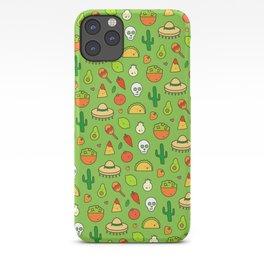 Viva Mexico - Cute Pattern iPhone Case