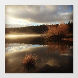 Cascade Lake III Canvas Print