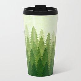C1.3 Pine Gradient Metal Travel Mug