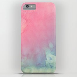 Rose and Serenity iPhone Case