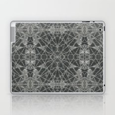 Frozen Black Laptop & iPad Skin