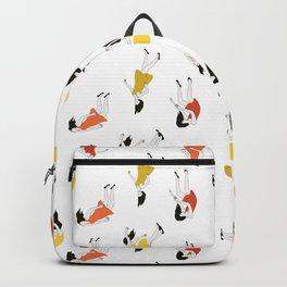 Falling Backpack