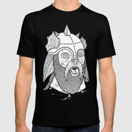Warrior's Decapitated Head T-shirt