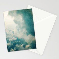 In the Clouds Stationery Cards