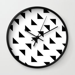 min4 Wall Clock