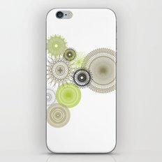 Modern Spiro Art #1 iPhone & iPod Skin