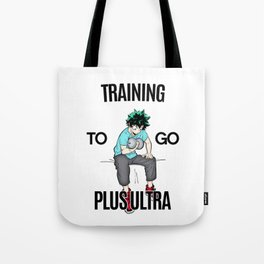 Plus Ultra Training Tote Bag