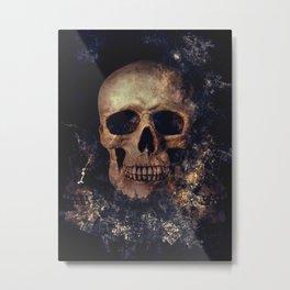 Our Mortal Coil Metal Print