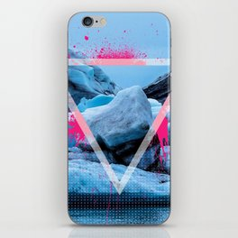 End of the ice iPhone Skin
