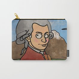 Wolfgang from Earth (Clavicembalo) Carry-All Pouch