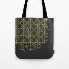 Gold&grey Tote Bag