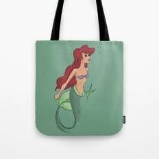 The Miniature Mermaid Tote Bag