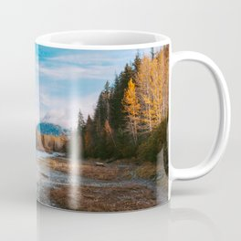 Autumn at Bird Creek Coffee Mug