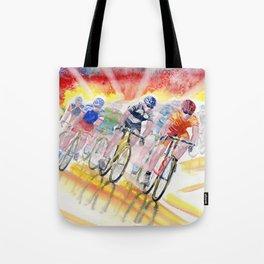 Adrenalin Rush Tote Bag