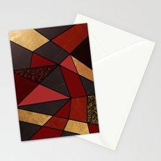 Abstract #467 Stationery Cards