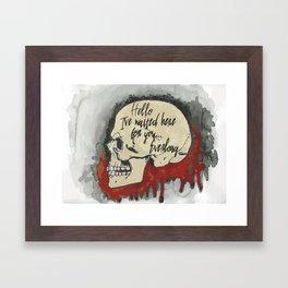 Everlong Framed Art Print