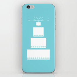 Wedding Cake iPhone Skin