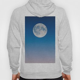 moon evening Hoody
