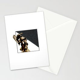 SILKINESS  -   V.white Stationery Cards