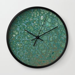 Forest Ground Wall Clock
