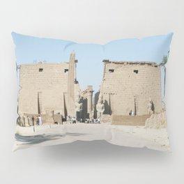 Temple of Luxor, no. 11 Pillow Sham