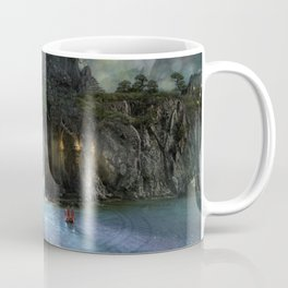 The Jade Gates Coffee Mug