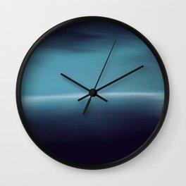 Sea of Light Wall Clock