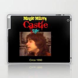 Magic Mike's Castle (Retro 1990 Version) Laptop & iPad Skin