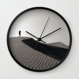 Sand Dunes of Maspalomas Wall Clock