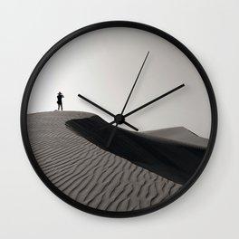 Sand Dunes of Maspalomas Wall Clock