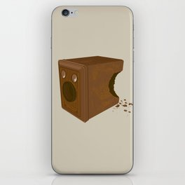 Chocolate Brownie iPhone Skin