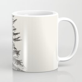 Fir Pine Coffee Mug