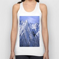 giants Tank Tops featuring Giants by Robin Curtiss