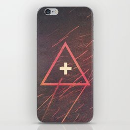 Shelter // For in You I Take Refuge iPhone Skin