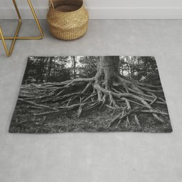 Putting Down Roots Rug