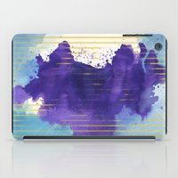 rorschach iPad Cases featuring Rorschach by Sonia Garcia