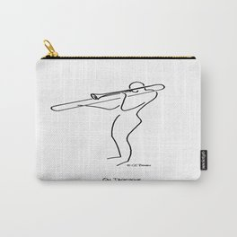 On Trombone Carry-All Pouch