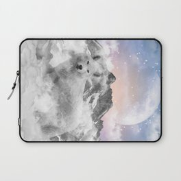 The Soul That Sees Beauty Laptop Sleeve