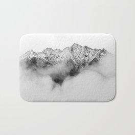 Peaks on the Mist Bath Mat