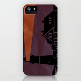 Haven Tourism Board iPhone Case